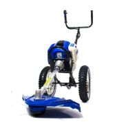 Hyundai 50.8cc Petrol Wheeled Grass Trimmer HYWT5080